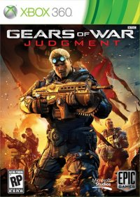 Boîte de Gears of War : Judgment