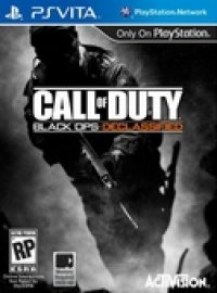 Boîte de Call of Duty Black Ops : Declassified