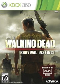 Boîte de The Walking Dead : Survival Instinct