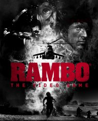 Boîte de Rambo : The Video Game