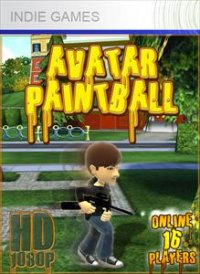 Boîte de Avatar Paintball