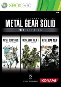Boîte de Metal Gear Solid : Peace Walker HD Edition