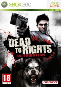 Boîte de Dead to Rights : Retribution