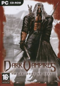 Boîte de Dark Vampires : The Shadows of Dust