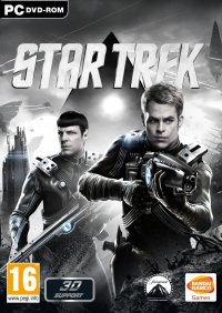 Boîte de Star Trek : The Video Game