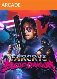 Boîte de Far Cry 3 : Blood Dragon