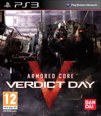 Boîte de Armored Core : Verdict Day