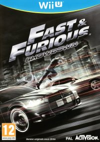 Boîte de Fast and Furious : Showdown