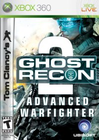 Boîte de Ghost Recon Advanced Warfighter 2