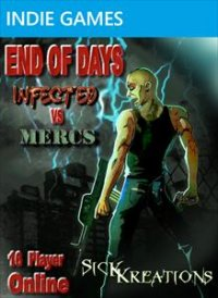 Boîte de End of Days : Infected vs Mercs