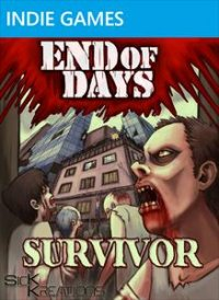 Boîte de End of Days : Survivor