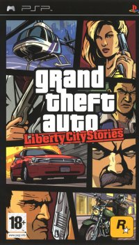 Boîte de Grand Theft Auto : Liberty City Stories