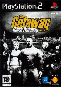 Boîte de The Getaway : Black Monday
