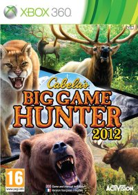 Boîte de Cabela's Big Game Hunter 2012