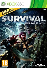 Boîte de Cabela's Survival : Shadow of Katmai