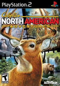 Boîte de Cabela's North American Adventures