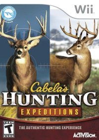 Boîte de Cabela's Hunting Expeditions