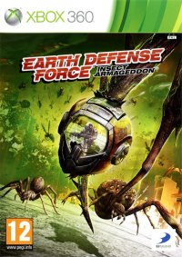 Boîte de Earth Defense Force : Insect Armageddon