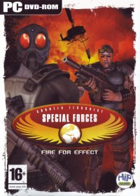Boîte de CT Special Forces : Fire for Effect
