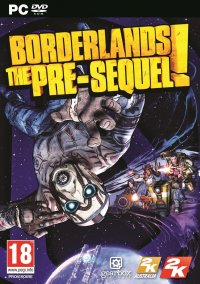 Boîte de Borderlands : The Pre-Sequel!