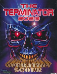Boîte de The Terminator : 2029 - Operation Scour