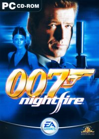 Boîte de James Bond 007 : Nightfire