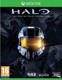 Boîte de Halo : Master Chief Collection