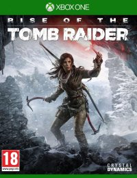 Boîte de Rise of the Tomb Raider