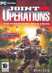 Boîte de Joint Operations : Typhoon Rising