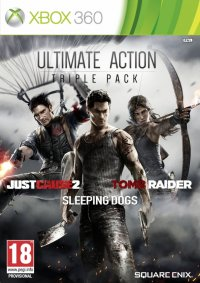 Boîte de Ultimate Action Triple Pack