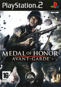 Boîte de Medal of Honor : Avant-Garde