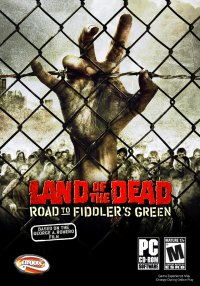 Boîte de Land of the Dead : Road to Fiddler's Green