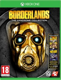 Boîte de Borderlands : The Handsome Collection
