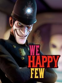 Boîte de We Happy Few