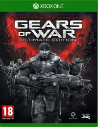 Boîte de Gears of War : Ultimate Edition