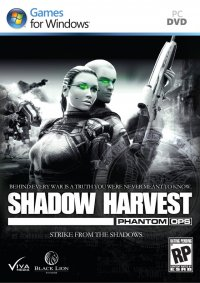 Boîte de Shadow Harvest : Phantom Ops