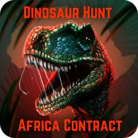 Boîte de Dinosaur Hunt : Africa Contract