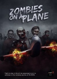 Boîte de Zombies on a Plane