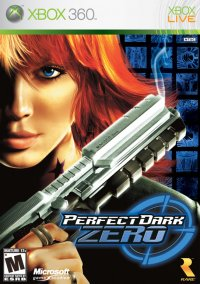 Boîte de Perfect Dark Zero