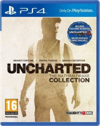 Boîte de Uncharted : The Nathan Drake Collection