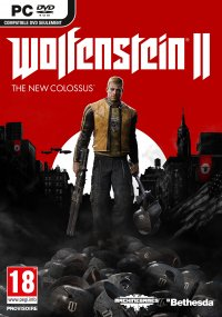 Boîte de Wolfenstein II : The New Colossus