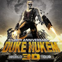 Boîte de Duke Nukem 3D : 20th Anniversary World Tour