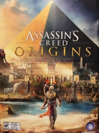 Boîte de Assassin's Creed Origins