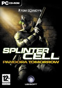 Boîte de Splinter Cell : Pandora Tomorrow