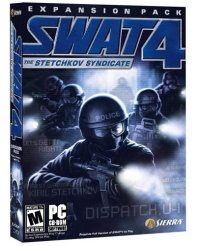Boîte de SWAT 4 : The Stetchkov Syndicate