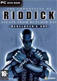 Boîte de The Chronicles of Riddick : Escape From Butcher's Bay Director's Cut