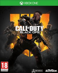 Boîte de Call of Duty : Black Ops 4