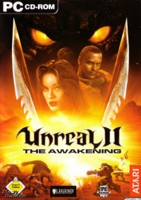 Boîte de Unreal II : The Awakening