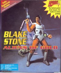 Boîte de Blake Stone : Aliens of Gold