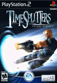 Boîte de TimeSplitters : Future Perfect